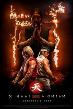 Street Fighter: Assassin's Fist (2014)