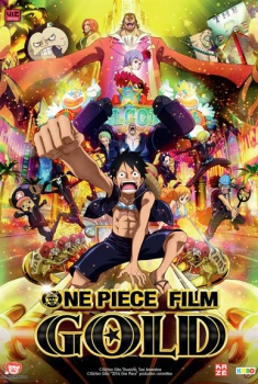 One Piece: Gold (2016)