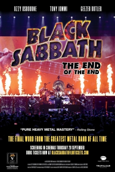 Black Sabbath - The End Of The End (2017)