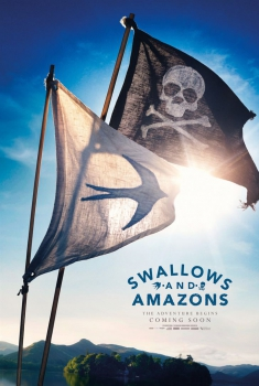 Swallows And Amazons (2017)