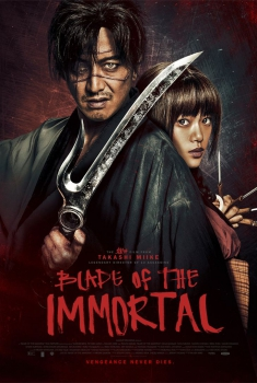 Blade of the Immortal (2018)