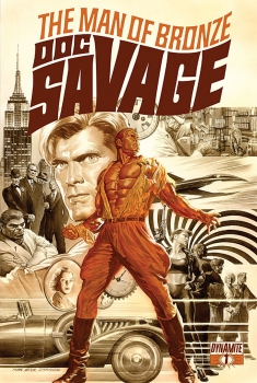 Doc Savage (2017)